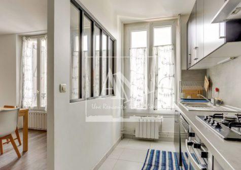 Centre Ville – Appartement 110 m2 en duplex avec extérieur
